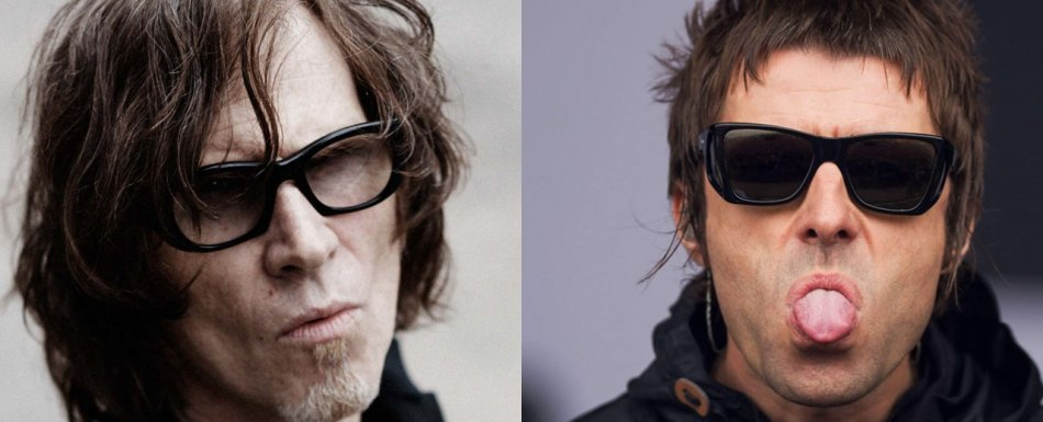 Liam Gallagher y Mark Lanegan