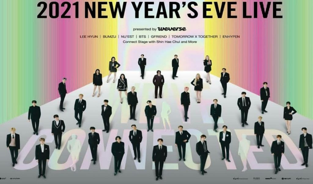 2021 New Year's Eve Live